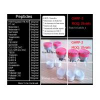 Buy cheap 158861-67-7 Peptides Powder GHRP-2 5mg/Vial And 10mg/Vial Muscle Gain Decrease Body Fat GHRP-2 from wholesalers