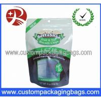 Buy cheap Plastic Ziplock Stand Up Pouches Packaging For Biscuits / Cookies from wholesalers