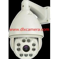Buy cheap Outdoor Weather-proof 36xZoom 1920x1080P 2Mp Laser IP PTZ High speed Dome Camera IR range 150M 9pieces laser lights from wholesalers