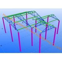 Buy cheap Anti Seismic Pre-Engineered Building H Beam Easy Assembly For Textile Factories from wholesalers