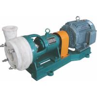 Buy cheap cantilever Centrifugal Chemical Process Pumps , Hydrochloric Acid Pumps IHF Series from wholesalers