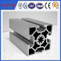 Buy cheap Hot! aluminum profile section producting line industrial aluminum extrusion 40x40 profile from wholesalers