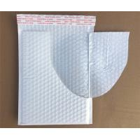Buy cheap Durable Shipping Poly Mailers 360x460 #A3 , White Bubble Packaging Envelopes from wholesalers
