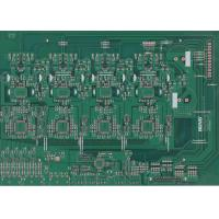 Buy cheap Plating Gold PCB FR4 printed circuit board manufacturers 12 Layer , 40 Layer from wholesalers