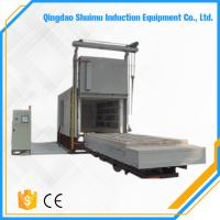Buy cheap Bogie Type Quenching annealing temper hardneing carburization resistance heating industry heating treamtent furnace from wholesalers