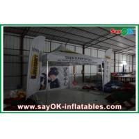 Buy cheap 3m x 3m Folding Tent Aluminium Frame Waterproof / Sun-protection from wholesalers