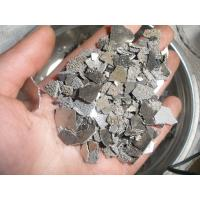 Buy cheap Electrolytic Manganese Metal Flakes 99.7% 99.85% 99.9%,Manganese Metal Flakes from wholesalers