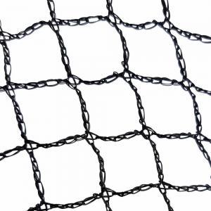 Buy cheap Bird Netting 5m x 10m Heavy Duty Black product
