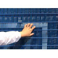 Buy cheap Powder Coating Green Welded Mesh Fence /Wire Mesh Fence1.73*2.5mm,Mesh Hole50*200mm from wholesalers