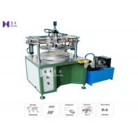 Buy cheap 2.2KW Circular Cake Box Edge Beading Machine Hydraulic Driven System product