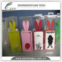 Buy cheap 2012 hot sell, cute rabbit phone case cover for iphone 4/4s from wholesalers