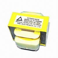 Buy cheap Insert-needle Mode Power Transformer for Various Control Panels with 230V AC Input and 10V AC Output from wholesalers