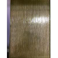Buy cheap 10mm Clear Wire Mesh Laminated Art Glass Security Solid For Indoor from wholesalers