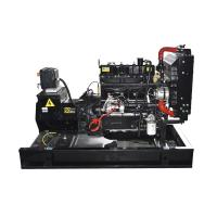 China Open Power Generating Sets With Fuel Tank , 3 Phase Diesel Engine Generator on sale