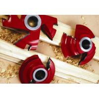 Buy cheap Thicker T.C.T Micro-grain Carbide Tipped Shape Cutters For Making Doors from wholesalers
