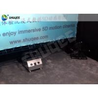 Buy cheap Electic Simulator System Mobile 5D Theater equipment With 2 Years Warranty from wholesalers