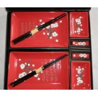 Buy cheap SUPPLY Sushi set  (AX08803-R) porcelain from wholesalers