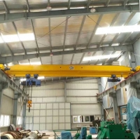 Buy cheap Industrial 5T Single Girder Overhead Travelling Crane from wholesalers
