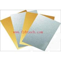 Buy cheap white gold and silver inkjet  printable pvc sheet from wholesalers