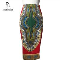 ... dress Female Batik Dress Sewn With Invisible Zipper from Wholesalers