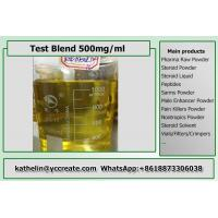 Buy cheap Liquid Pharmaceutical Raw Materials Test Blend 500 Test D / Pp / Prop / Cyp / I Blend product