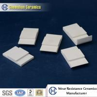 Buy cheap Manufacturer Wear Ceramic Ceramic Lining Tiles Used as Hopper Liner from wholesalers