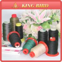 Buy cheap ISO9000 Colorful Fishing Nylon Bonded Sewing Thread Twine 210D / 3 from wholesalers