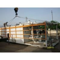 Buy cheap Drilling Fluid Recycling Tank, Solid Control System, C / W shale shaker, desander from wholesalers