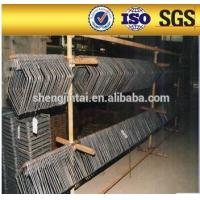 Customized cut bended folded hooped stirrup fabricated&manufactured reinforcing steel bar for building custuction materi