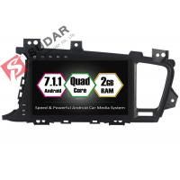 Buy cheap 9 Inch 2 Din Car Multimedia Navigation System , Kia K5 / Kia Optima Dvd Player from wholesalers