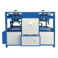 Buy cheap PVC PE Industrial Vacuum Pressure Forming Machine Drainage System from wholesalers