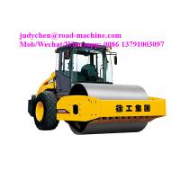Buy cheap XS122 Road Roller Operating Weight 12000kgs/12t, Fully Hydraulic Single Steel Wheel Vibratory Roller from wholesalers