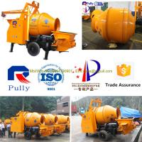 Buy cheap JBT40-P1 high quality mini new series cement mixer pump from China from wholesalers
