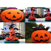 Buy cheap Halloween Custom Giant Inflatables , Custom Inflatable Shapes For Decoration from wholesalers