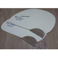 Buy cheap Knives Shape Hand Held Paper Fans Recycled Materials Folk Art Traditional Style product