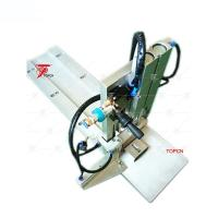 Buy cheap Manual Cylindrical Soap Strip Cutting Machine, Big Block Soap Cutting Machine, automatic electric soap cutters from wholesalers