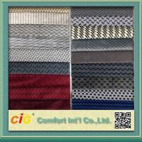 Buy cheap Wholesale Micro Suede Polyester Auto Upholstery Fabric / Car Upholstery Fabrics for Seat Cover from wholesalers
