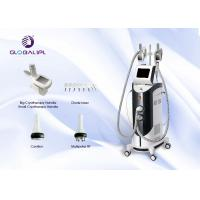 Buy cheap Fat Freeze Cryolipolysis Machine Vacuum Cavitation RF 5 in 1 Slimming Machine from wholesalers