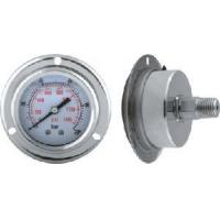 Buy cheap All Stainless Steel Pressure Gauge with Flange (MY-SSR-1B050) from wholesalers