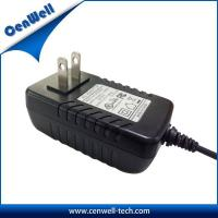 Buy cheap good quality cenwell us plug ac dc power adapter 15v 2a from wholesalers