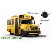 Buy cheap Waterproof Hidden Cameras In Cars , Front / Rear View Camera 2MP Effective Pixels product