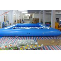 Buy cheap Giant Outdoor Cool Water Sports Inflatable Swimming Pool For Adults / Kids from wholesalers