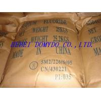 Buy cheap NaF / Sodium Fluoride Crystal 98% for drinking water treatment from wholesalers