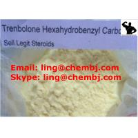 Buy cheap Tren Anabolic Steroid Tren Hexahydrobenzyl Carbonate for Muscle Building Trenbolone Steroids from Wholesalers