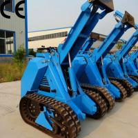 Buy cheap MS series compact mini crawler loader for sale mini skid steer from wholesalers