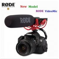 China Rode VideoMic studio microphone professional condenser microphones for Digital Camera on sale
