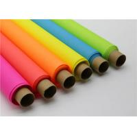 Neon Colour Wax Paper For Flower Wrapping