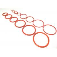 Buy cheap AS568 Factory prices Custom rubber nitrile Buna-N NBR o ring 70 Silicone Rubber O Rings Seals from wholesalers
