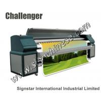 Buy cheap challenger 3208G (seiko SPT510 35pl head) solvent printer product
