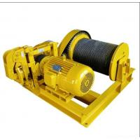 Buy cheap JM High Quality Wire Rope Electric Winch from wholesalers